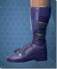 Battlemind's Boots - Male Left