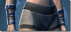 Citadel Agent Imp Female Bracers