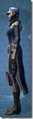 Citadel Agent Imp - Female Left