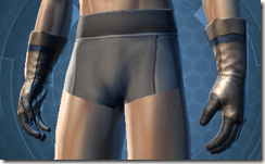 Citadel Agent Imp Male Gloves