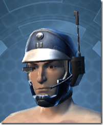 Citadel Agent Imp Male Headgear