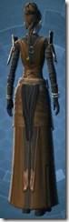 Citadel Consular - Female Back
