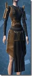 Citadel Consular Female Robe