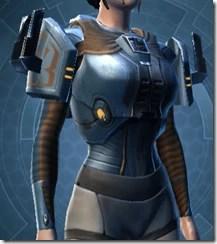 Citadel Hunter Female Body Armor
