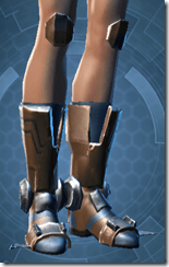 Citadel Hunter Female Boots