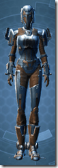 Citadel Hunter - Female Front