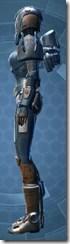 Citadel Hunter - Female Left