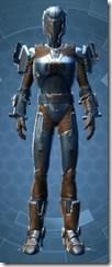 Citadel Hunter - Male Front