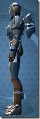 Citadel Hunter - Male Left