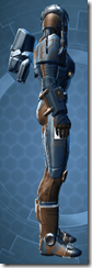 Citadel Hunter - Male Right