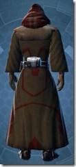 Citadel Knight - Male Back