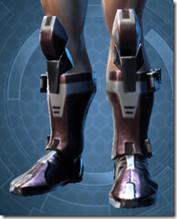 Citadel Knight Male Boots