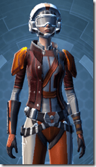 Citadel Smuggler Pub - Female Close