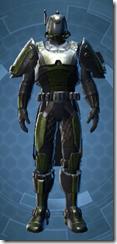 Citadel Trooper - Male Front