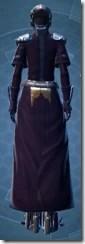 Citadel Warrior - Female Back