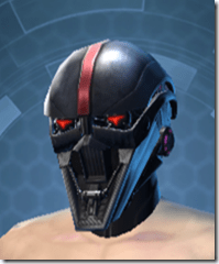 Citadel Warrior Male Headgear