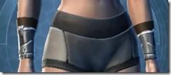Citadel inquisitor Female Bracers