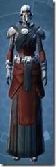 Citadel inquisitor - Female Front