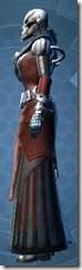 Citadel inquisitor - Female Left
