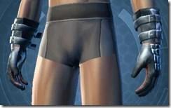 Citadel inquisitor Male Handwraps
