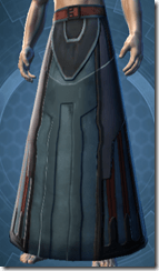 Citadel inquisitor Male Legwraps