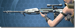 DS-11 Starforged Sniper Rifle - Left