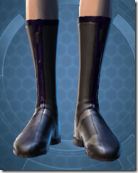 Dense Boots Dyed