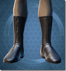 Dense Boots - Male Front