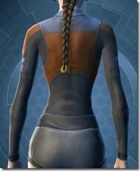 Dense Cuirass - Female Back