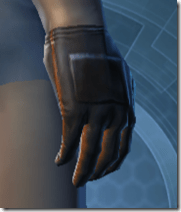 Dense Gauntlets - Male Right