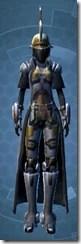 Destroyer - Female Front