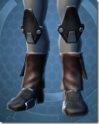 Devoted Allies Bulwark Male Boots