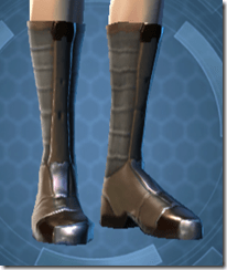 Devoted Allies Force-lord Female Boots