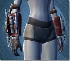 Devoted Allies Med-tech Female Gauntlets