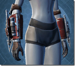 Devoted Allies Med-tech Female Gauntlets_thumb