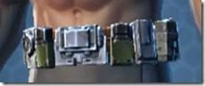 Devoted Allies Med-tech Male Belt