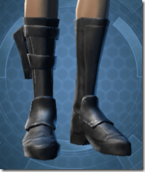 Devoted Allies Targeter Female Boots