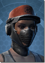 Devoted Allies Targeter Female Headgear