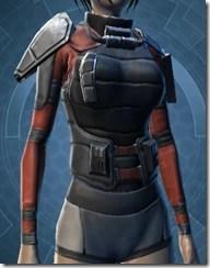 Devoted Allies Targeter Female Suit