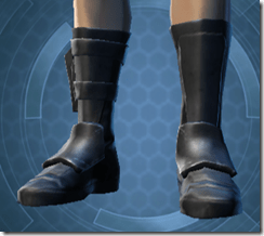 Devoted Allies Targeter Male Boots