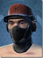 Devoted Allies Targeter Male Headgear