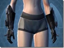 Eradicator Female Gauntlets
