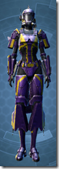 Exhumed Trooper Dyed