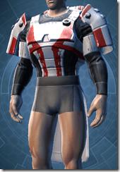 Exhumed Trooper Male Body Armor