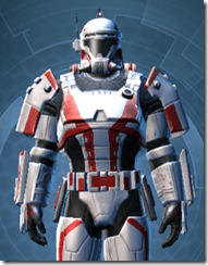 Exhumed Trooper - Male Close