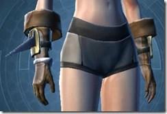 Fearless Hunter Female Gauntlets