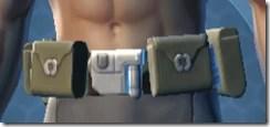 Fearless Hunter Male Belt