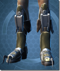 Fearless Hunter Male Boots