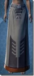 Harbinger's Lower Robe - Female Front