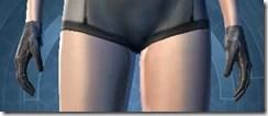 Hardguard Gauntlets - Female Front